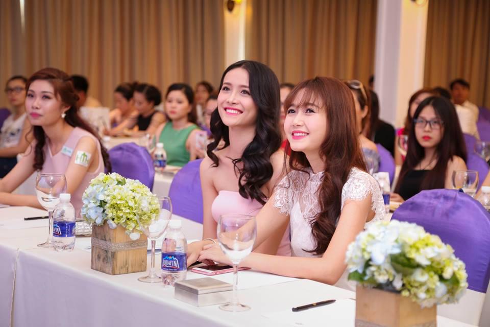 Khách mời đặc biệt người mẫu Trương Mỹ Nhân & hot girl Nhung Gumiho