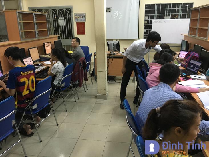 Hỗ trợ học viên thực hành tạo Website bán hàng