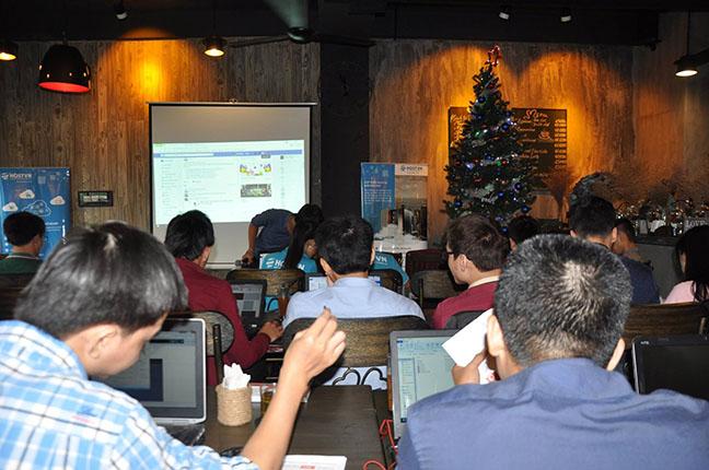 Bắt đầu vào học làm website bằng WordPress