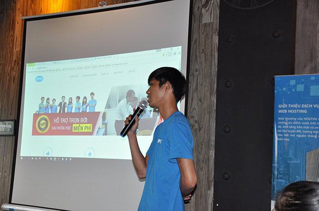 Phú Lượng (Appnet) chia sẻ kinh nghiệm