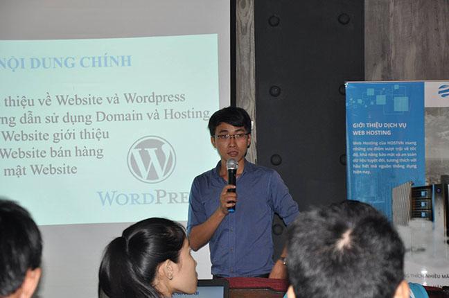 Đình Tỉnh giới thiệu về WordPress bản mới nhất