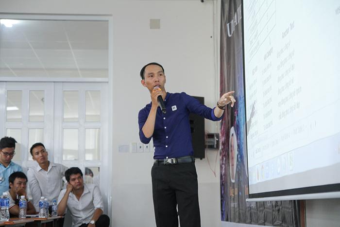 Băng Tâm chia sẻ cách quản lý nhân viên SEO