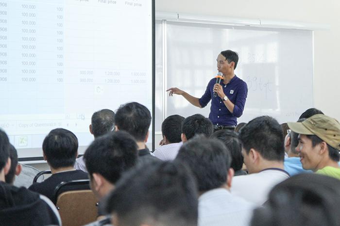 Băng Tâm trình diễn hệ thống quản lý SEO tự động