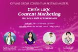 [Offline] Chiến lược Content Marketing trong kinh doanh Online