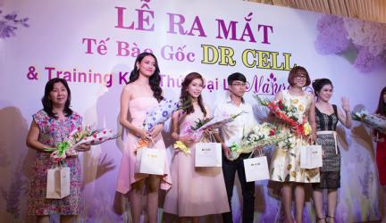 [Event] Chia sẻ Marketing Online tại lễ ra mắt tế bào gốc DR CELL