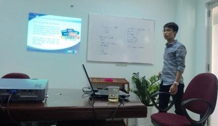 Chia sẻ SEO tại công ty CTNET Đà Nẵng 08/2015