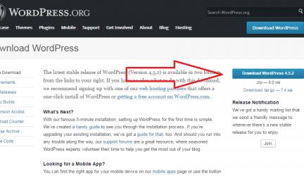 Chuẩn bị trước khi lên đường đi học WordPress