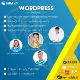 [Sự kiện] Workshop WordPress 2017